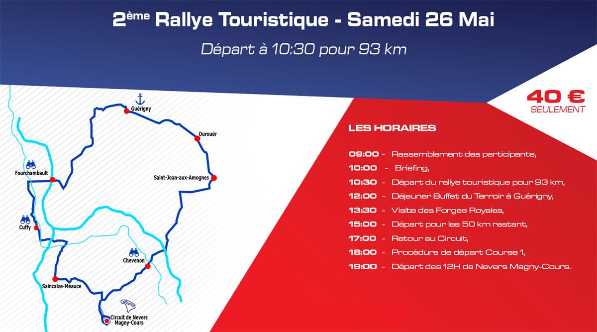Le Rallye Touristique des 12h de Magny-Cours 12h-magny-cours-rallye-touristique_hd