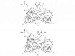 position de conduite ajustable Brevet-honda-position-conduite-ajustable-profil