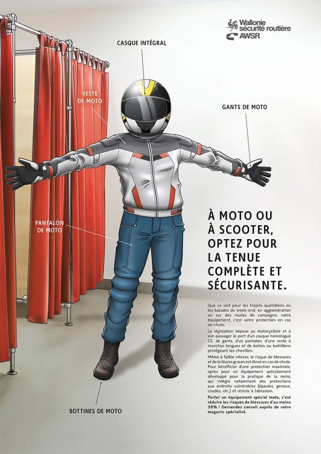 Campagne prévention routière moto : Merci de m'avoir vu Campagne-motard-conseil-equipement_hd