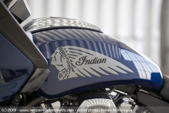 Nouveauté moto 2020 : Indian Challenger Moto-bagger-indian-challenger-limited-reservoir
