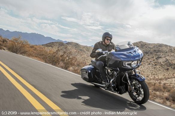 Nouveauté moto 2020 : Indian Challenger Moto-bagger-indian-challenger-limited-route