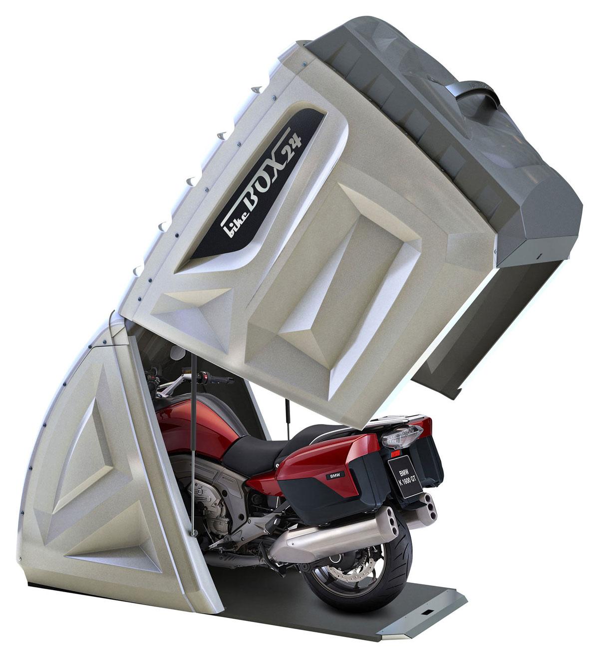 Abri et garage moto Bikebox24 XL Abri-garage-moto-bikebox24-xl_hd