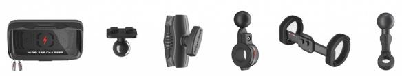Chargeur sans fil SoEasyRider Accessoires-support-smartphone-chargeur-sans-fil