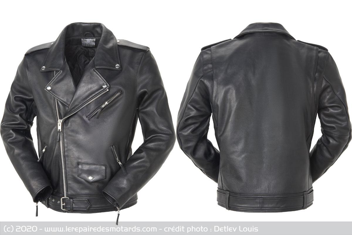 Blouson cuir Detlev Louis DL-JM-3 Blouson-cuir-perfecto-moto-detlev-louis-dl-jm-3-av-ar_hd