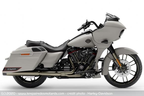 Harley-Davidson CVO Road Glide Harley-davidson-cvo-road-glide-profil