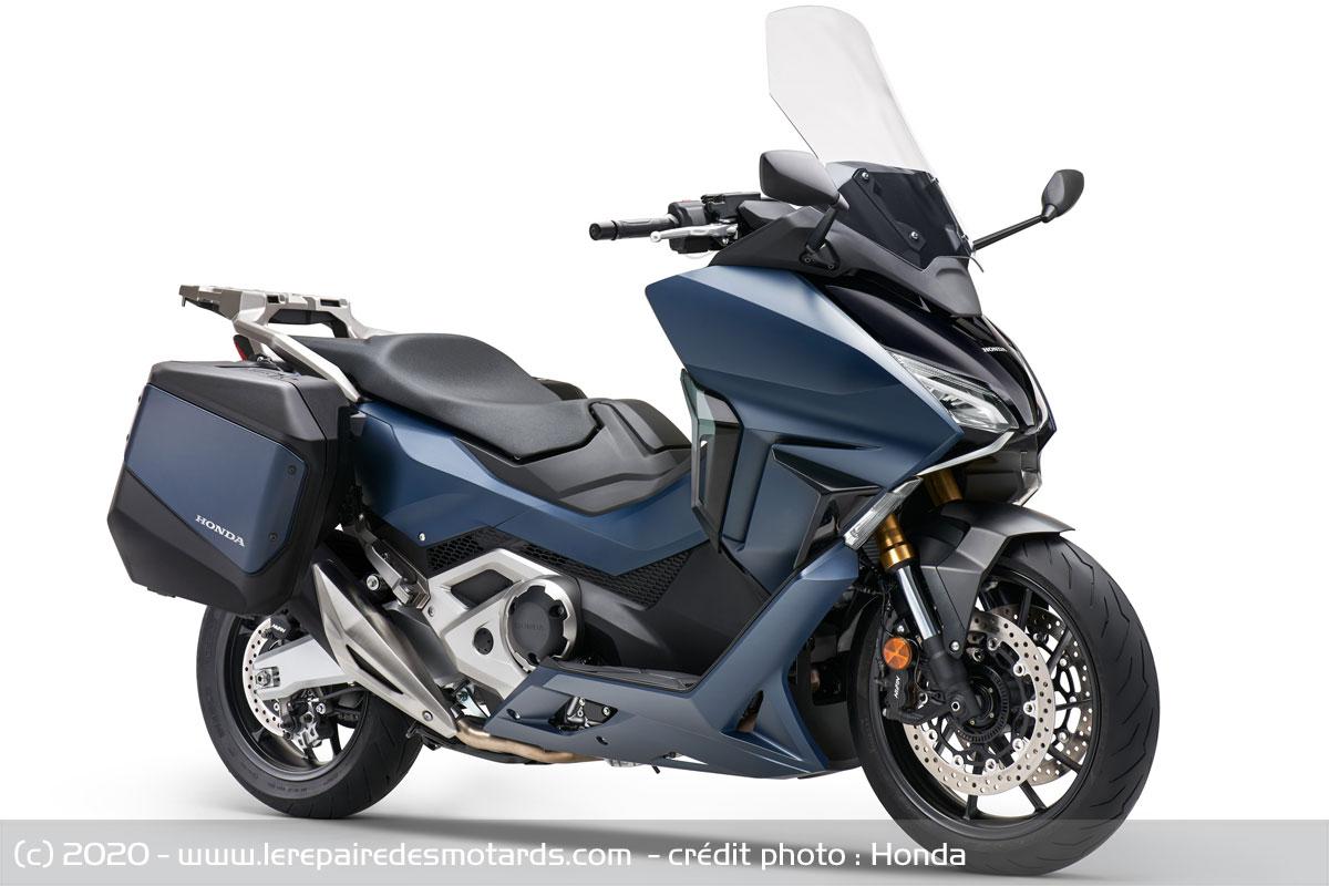 Nouveau Honda Forza 750 Scooter-honda-forza-750-valises_hd