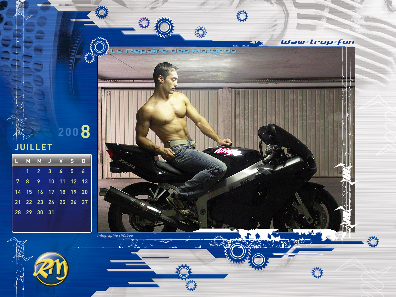 Beaux mecs en moto - Page 2 Juillet2008_