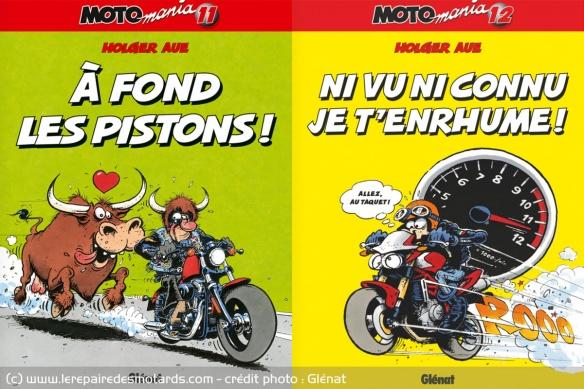 BD moto : MotoMania Bd-motomania-holger-aue-tome-11-12