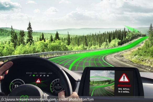 Histoire d'une marque : TomTom Tomtom-vehicule-autonome