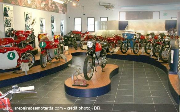 10 musées de la moto à visiter en Europe Musee-agusta
