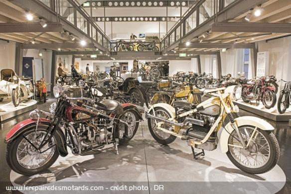 10 musées de la moto à visiter en Europe Musee-deutsches-zweirad