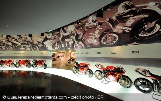 10 musées de la moto à visiter en Europe Musee-ducati-bologne
