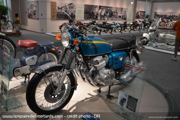 10 musées de la moto à visiter en Europe Musee-monde-honda-cb-motegi