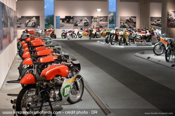 10 musées de la moto à visiter en Europe Musee-moto-honda-motegi