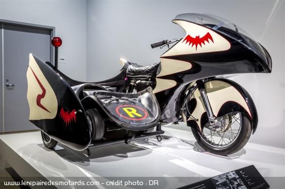 10 musées de la moto à visiter en Europe Musee-moto-petersen-batcycle