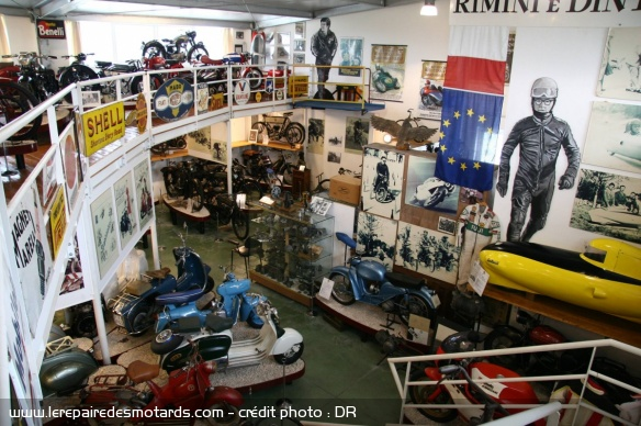 10 musées de la moto à visiter en Europe Musee-rimini