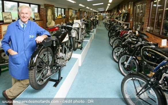 10 musées de la moto à visiter en Europe Musee-sammy-miller