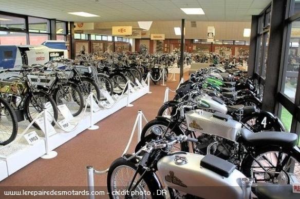 10 musées de la moto à visiter en Europe National-motorcycle-birmingham