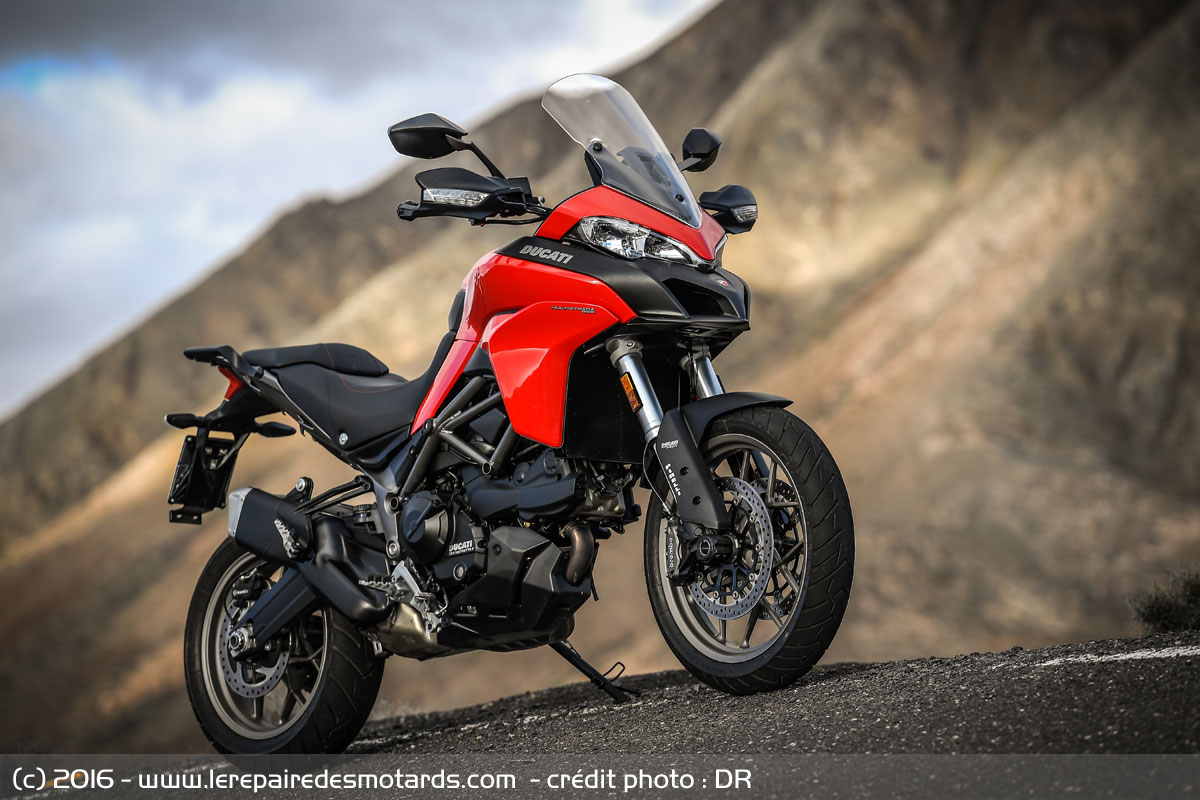 Bike World - Ducati Multistrada 950 vs Yamaha Tracer 900 Ducati-multistrada-950-statique_hd