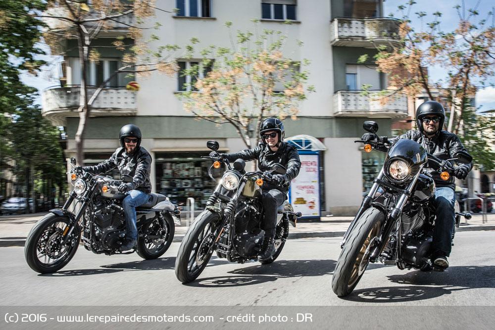Essai : Harley-Davidson Roadster 2016 Harley-davidson-roadster-1200-ville-groupe_hd