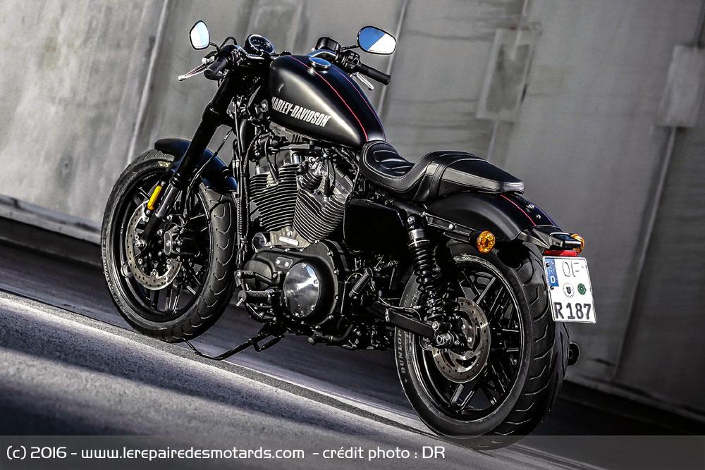 Essai : Harley-Davidson Roadster 2016 Harley-davidson-roadster-arriere-noir_hd