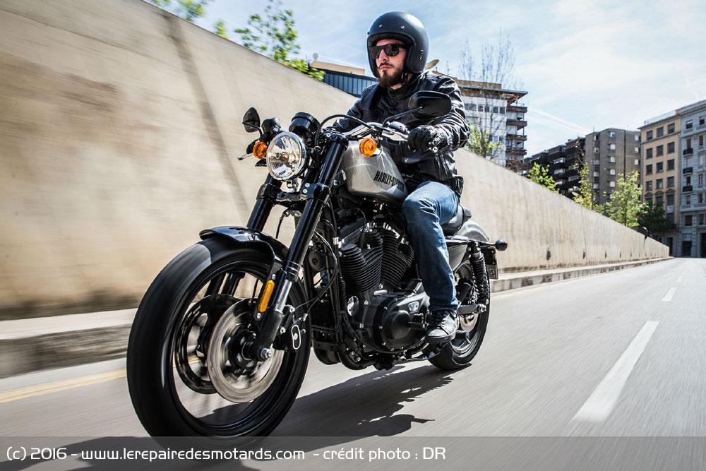 Essai : Harley-Davidson Roadster 2016 Harley-roadster-ville_hd