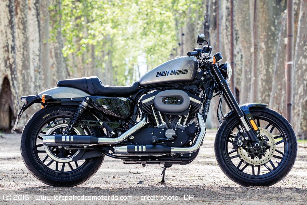 Essai : Harley-Davidson Roadster 2016 Profil-harley-roadster-gris_hd