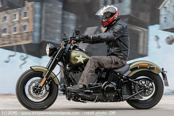 Comparo Softail Slim S / Fat Boy S Harley-davidson-softail-slim-s-route