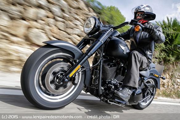 Comparo Softail Slim S / Fat Boy S Harley-softail-fat-boy-s