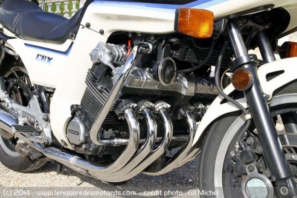 La Honda 1000 CBX a 40 ans Honda-cbx-1000-moteur