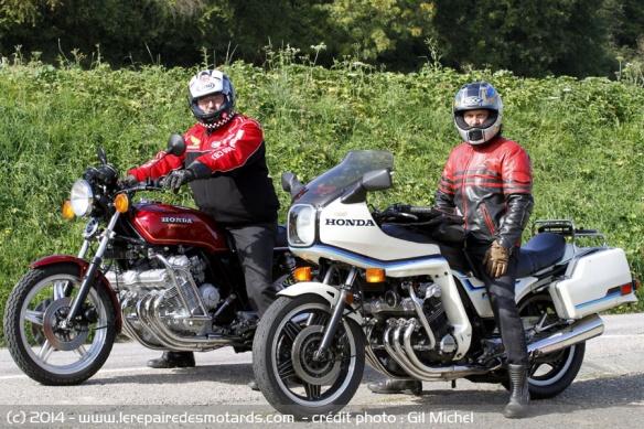 La Honda 1000 CBX a 40 ans Honda-cbx-1000-statique