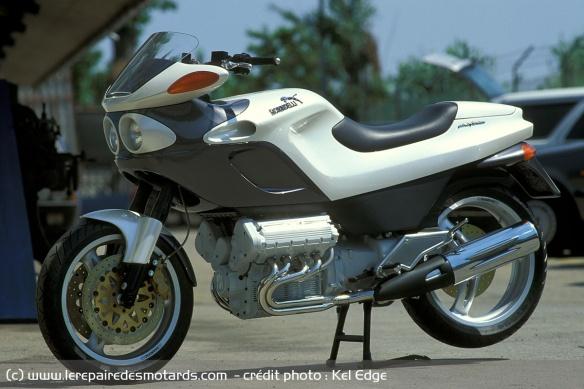 Essai moto Morbidelli 850 V8 Prototype-morbidelli-v8-850-pininfarina