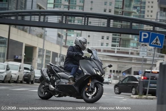 Nouveauté Eicma 2020, Tmax 560 Yamaha-tmax-560-techmax-ville-virage