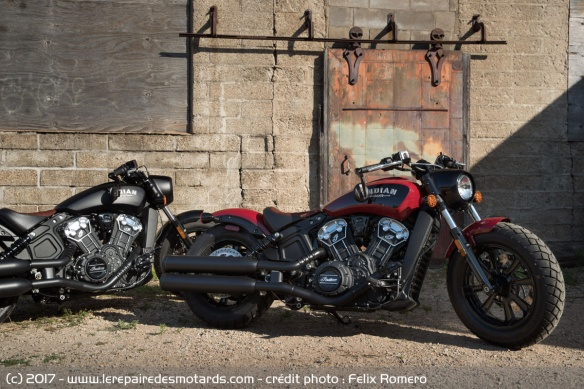 Définition : Custom Custom-cruiser-indian-scout-bobber