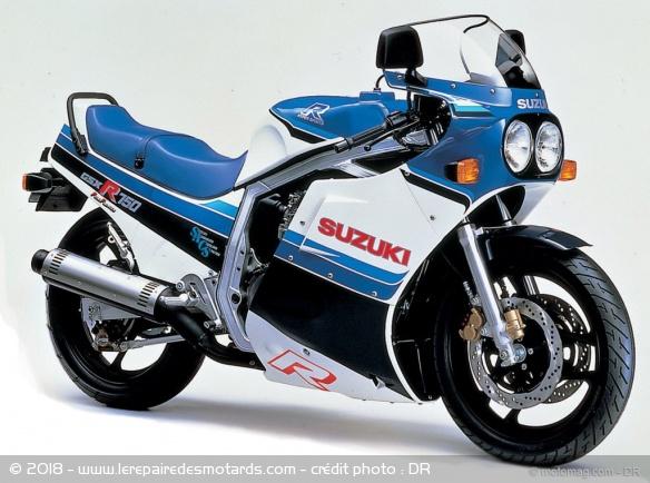 Définition : sportive Sportive-suzuki-gsxr-750