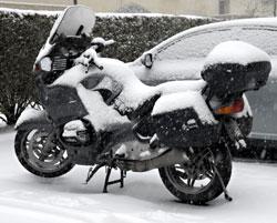 [Aide] Comment conserver une moto l'hiver ?  Hivernage