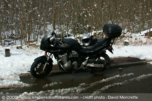 [Aide] Comment conserver une moto l'hiver ?  Remisage
