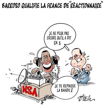 accord - Accord transatlantique Hollande-reactionnaire