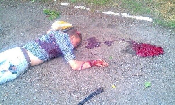 ukraine - Affrontements en Ukraine : Ce qui est caché par les médias et les partis politiques pro-européens - Page 9 Mort-est-ukraine-05-2014-05