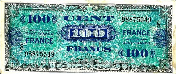 Pourquoi De Gaulle refusa-t-il toujours de commémorer le déb Billets-americains-france