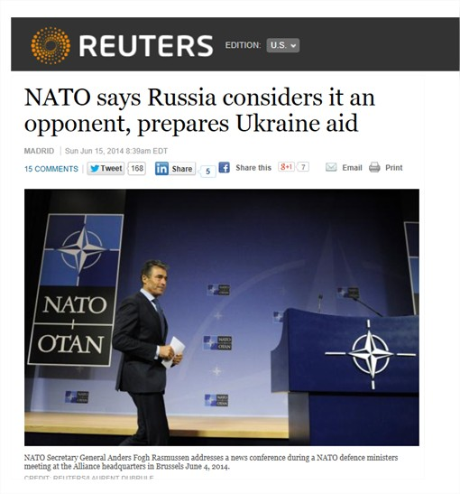 Affrontements en Ukraine : Ce qui est caché par les médias et les partis politiques pro-européens Reuters-1