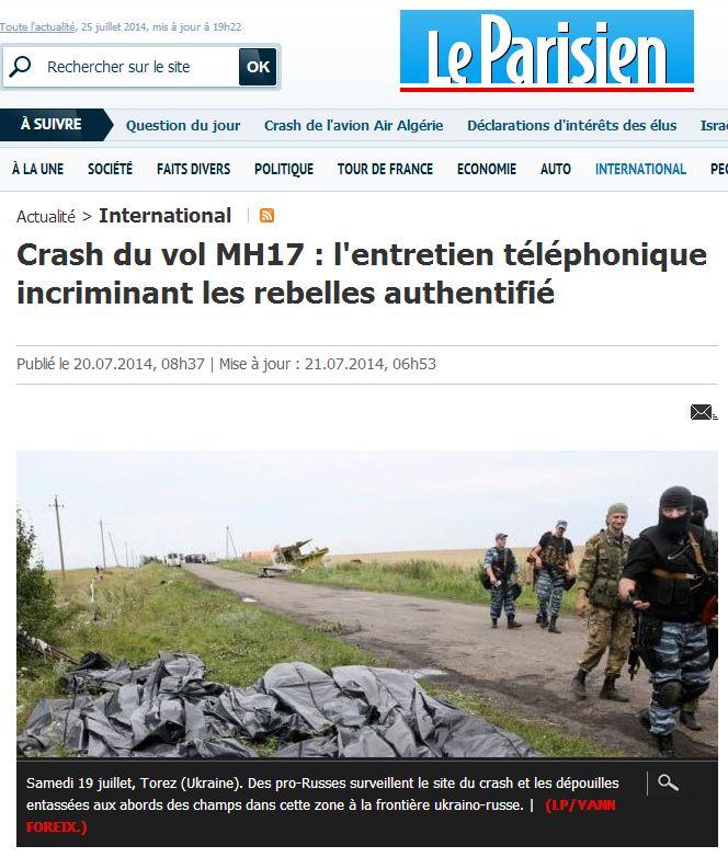 [Analyse des médias, spécial journaliste] MH17 : 4 énormes manipulations colportées par nos médias, et jamais corrigées… 2-sbu-3