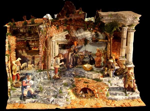 Les crèches de Noël 2015 20123