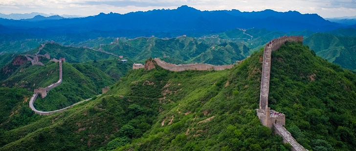 Le Saviez-vous ? Selon les estimations, 10 millions d'ouvriers sont morts en construisant la Grande Muraille de Chine ! The_Great_Wall_of_China_at_Jinshanling