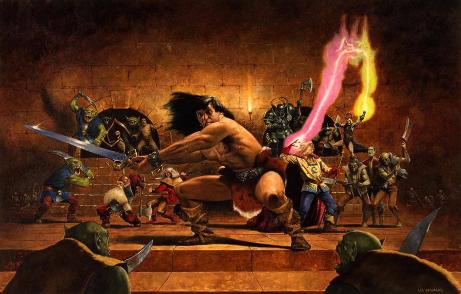Peor portada/dibujo/ilustración de Conan 974760