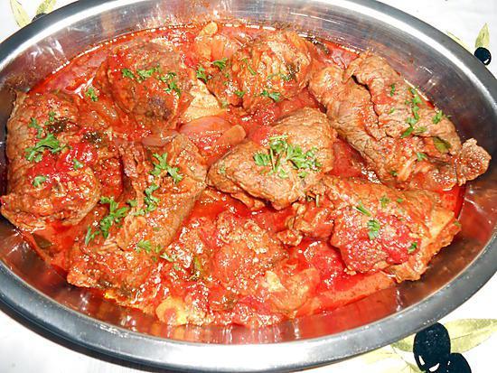 Involtini de viande  (Braciole alla pugliese) Braciole-alla-pugliese-involtini-viande