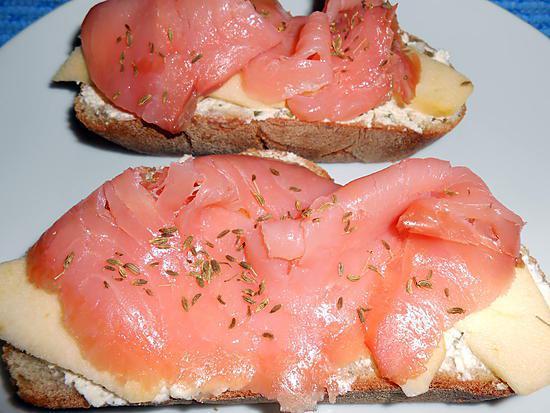 Tartine au saumon Ma-petite-tartine-au-saumon