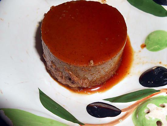 Crème renversee chocolat caramel Creme-renversee-chocolat-caramel