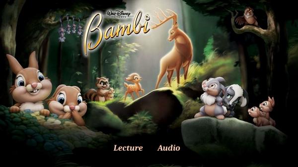 Projet des éditions de fans (Bluray, DVD, HD) : Les anciens doublages restaurés en qualité optimale ! - Page 4 Bambi13