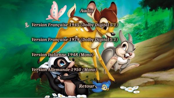 Projet des éditions de fans (Bluray, DVD, HD) : Les anciens doublages restaurés en qualité optimale ! - Page 4 Bambi14